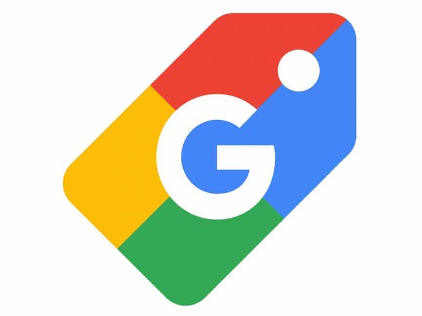 Logo google shopping campagne google shopping