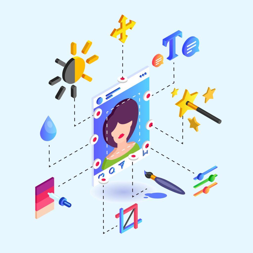 Optimisation images campagne google shopping