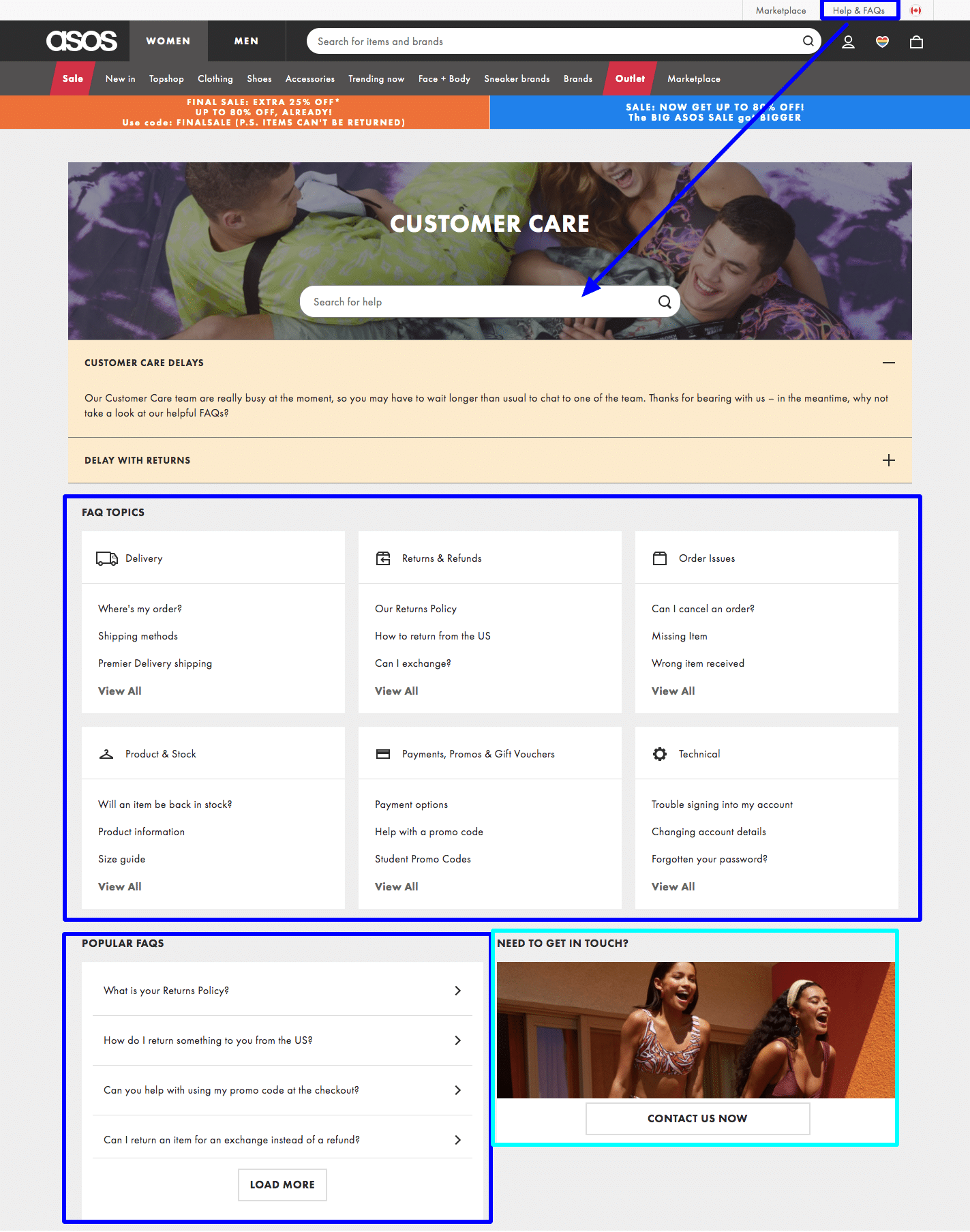 répondre aux questions des internautes site web
