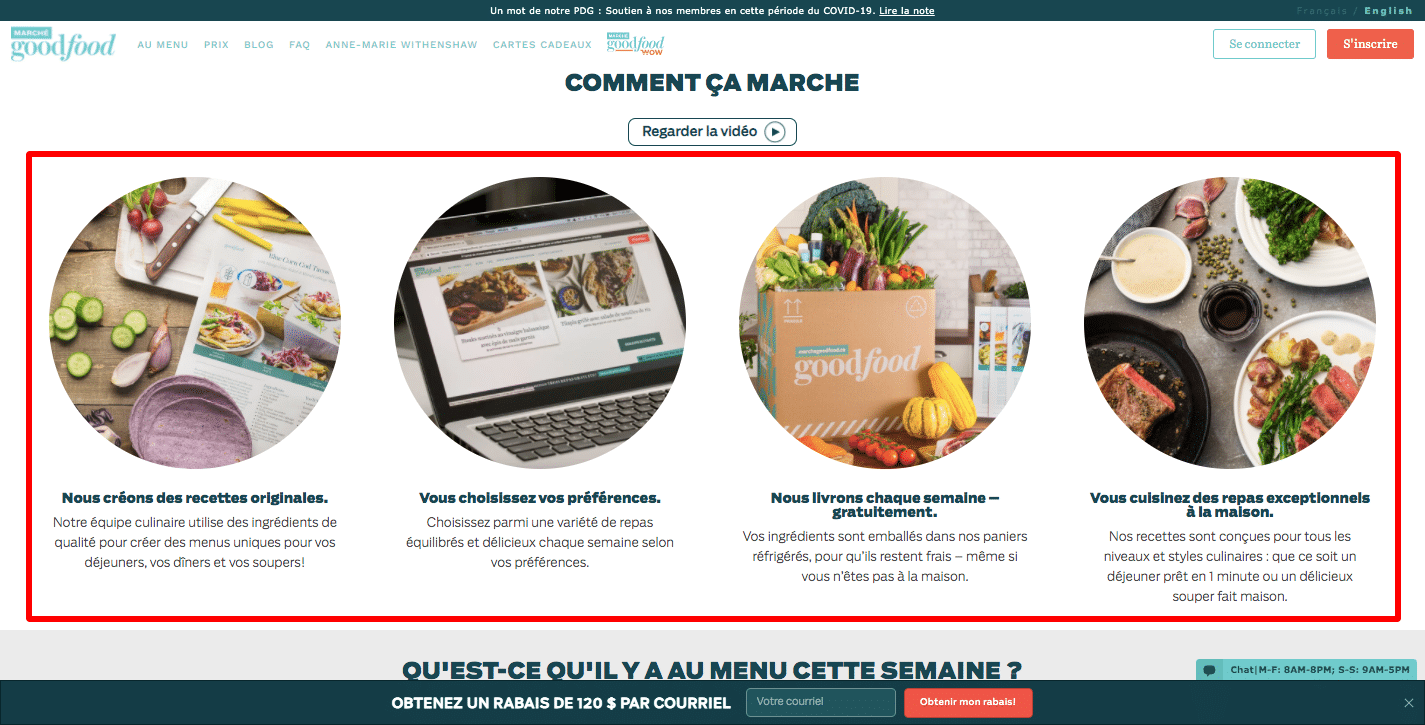 storytelling site web
