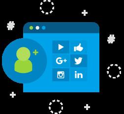 Agence création pages media sociaux
