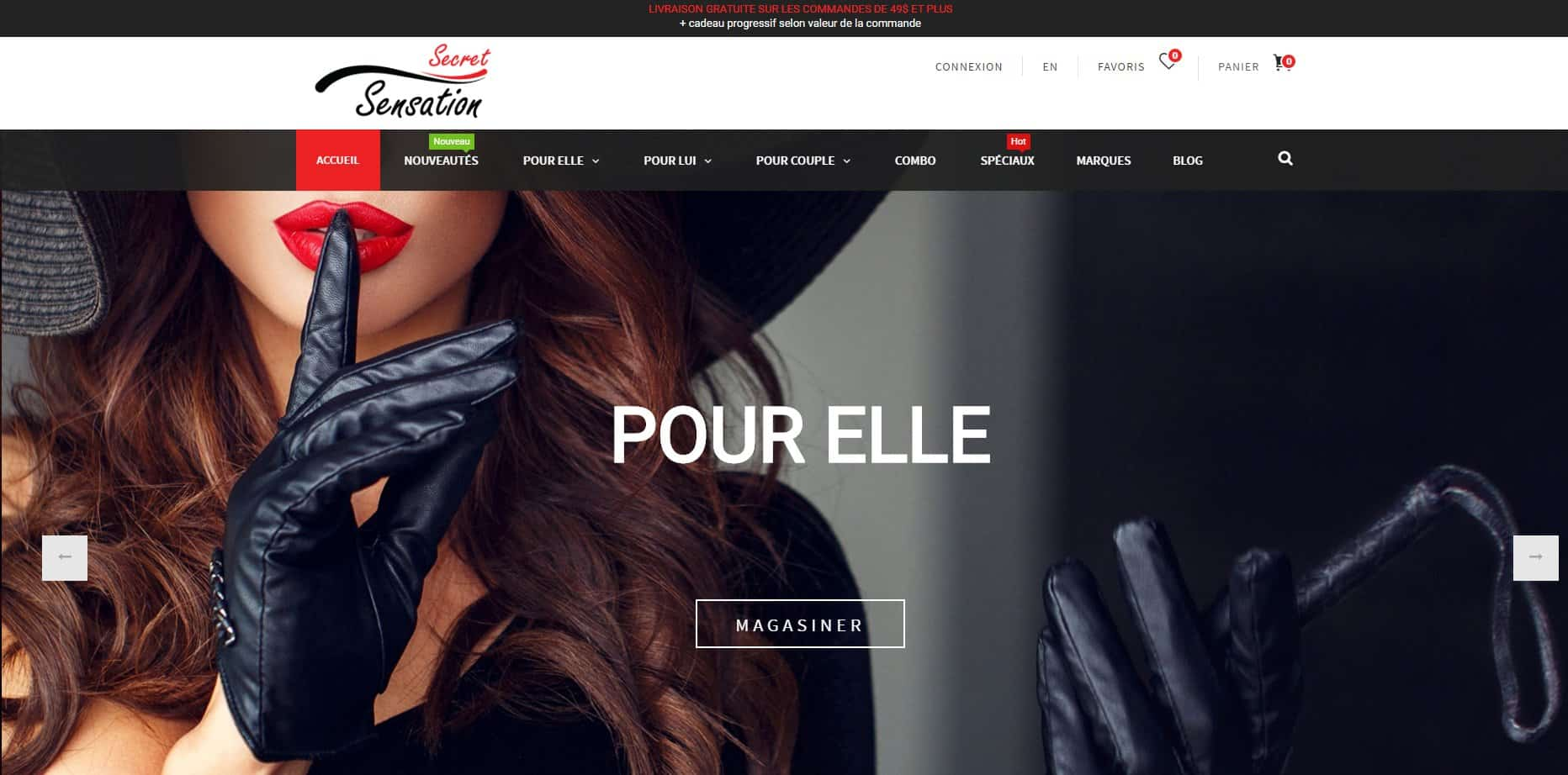 conception-boutique-en-ligne-magento-secret-sensation-1