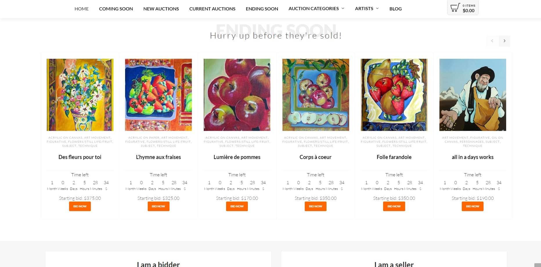 conception-web-pour-artbids-club-2