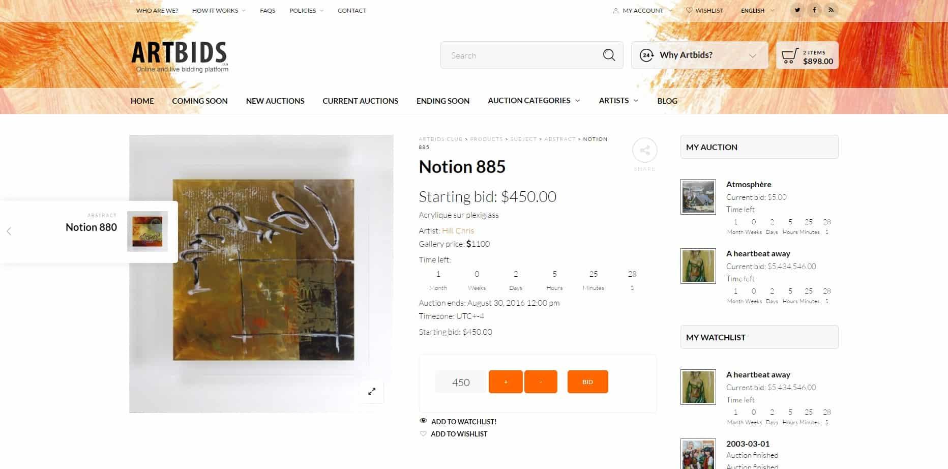 conception-web-pour-artbids-club-6