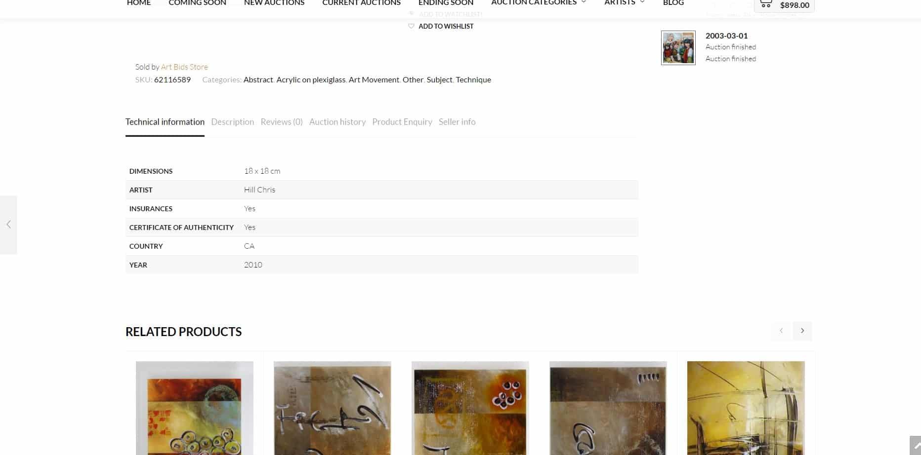 conception-web-pour-artbids-club-7
