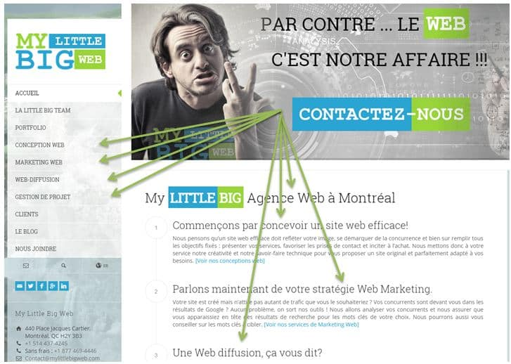 agence-web-montreal-page-accueil-my-little-big-web