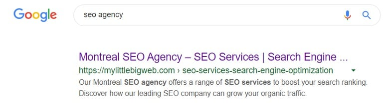 Buyer's Journey Search Results