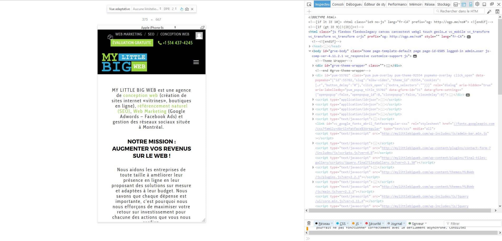 conception-refonte-site-web