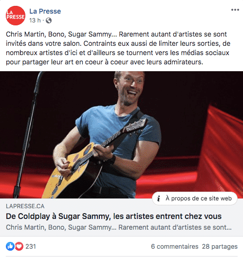 coldplay-sugar-sammy-concert-gratuit