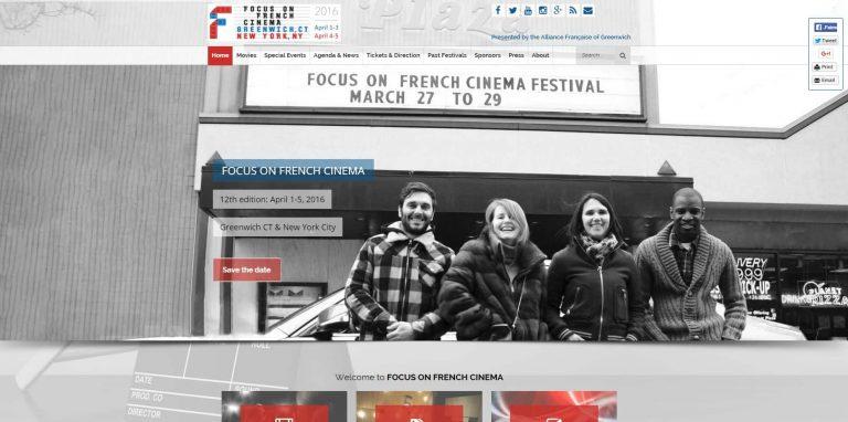 Focus on French Cinema et My Little Big Web : un duo gagnant !
