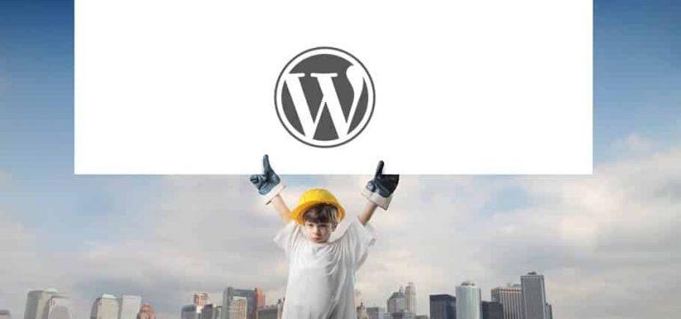 Création de site Web: Qu'est-ce qu'un site WordPress?