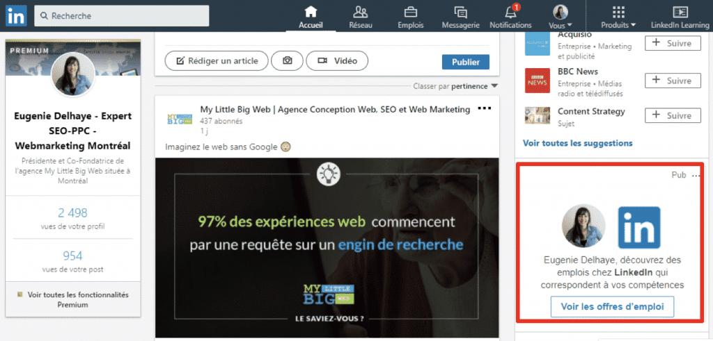linkedin-publicite-dynamique