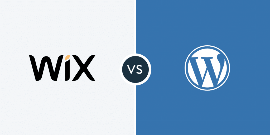 Wix-versus-wordpress